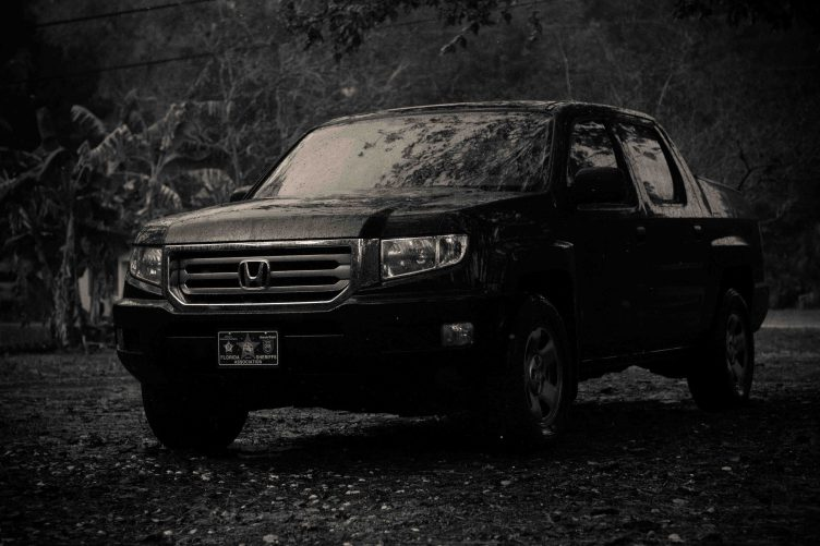 Look how nice my Ridgeline looks in the dark :)