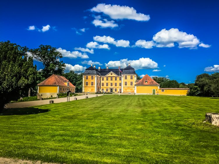 Christinehof Castle in Skåne