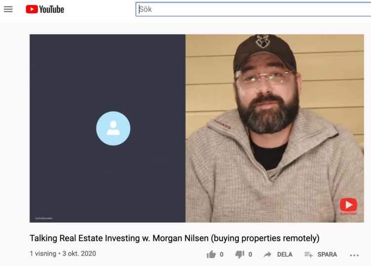 Talking Real Estate Investing with Morgan Nilsen